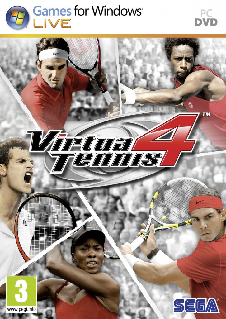 Virtua Tennis 4 PC Game Free Download Full Version