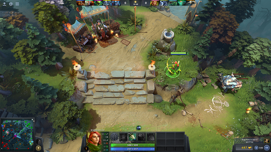 Dota 2 Game Free Download Full Version [For PC]