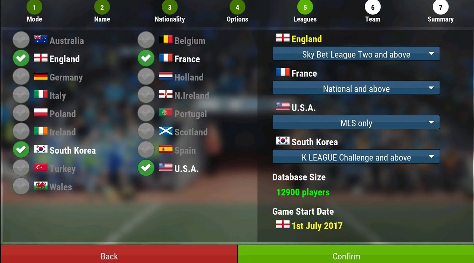 Football Manager Mobile 2018 v9.0.1 APK [Free] Download